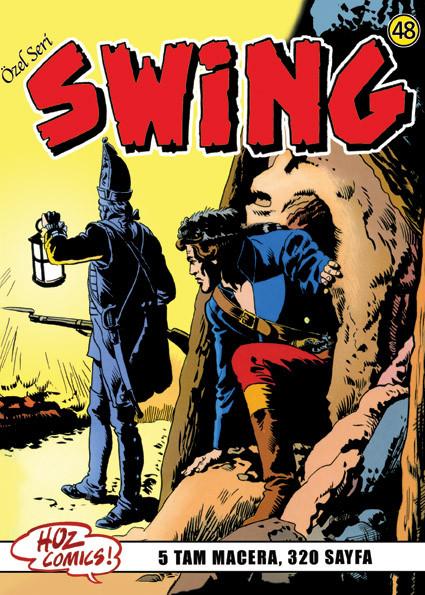 Kaptan Swing 48