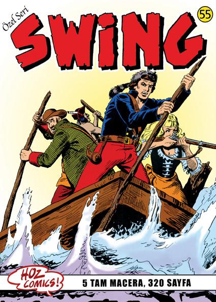 Kaptan Swing 55