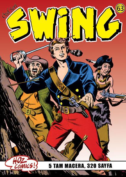 Kaptan Swing 63