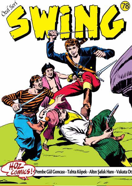 Kaptan Swing 78